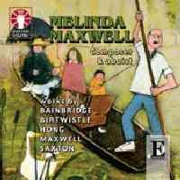 Melinda Maxwell - Composer and Oboist