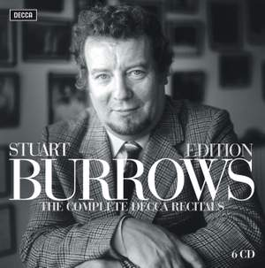 Stuart Burrows Edition