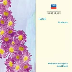 Haydn: Minuets (24), Hob.IX:16 Product Image