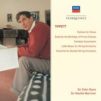 Tippett - Orchestral Music