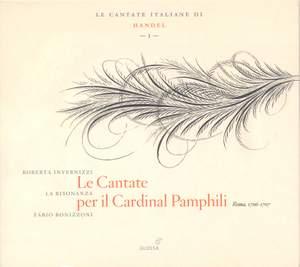 Handel - Italian Cantatas Volume 1