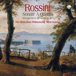 Rossini Sonate a Quattro (Vol. 1)