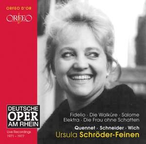 In Memoriam - Ursula Schröder-Feinen