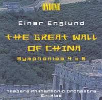 Englund: Symphony No. 4, etc.