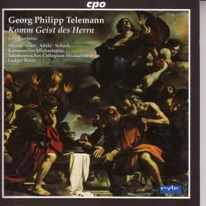 Telemann - Late Church Music