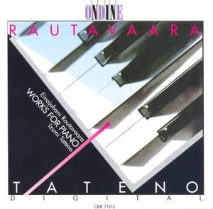 Rautavaara: Pelimannit, Icons, Etudes & Piano Sonata No. 1