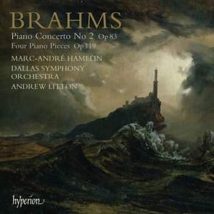 Brahms: Piano Concerto No. 2 & 4 Klavierstücke
