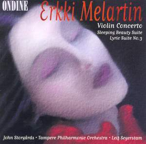 Melartin: Concerto for Violin and Orchestra, Op 60, etc. Product Image