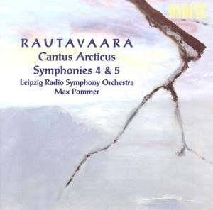 Rautavaara: Cantus Arcticus, Op. 61 (Concerto for Birds & Orchestra), etc.