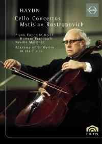 Haydn: Cello Concertos Nos. 1 & 2 and Keyboard Concerto No. 11