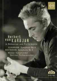 Herbert Von Karajan - In Rehearsal and Performance