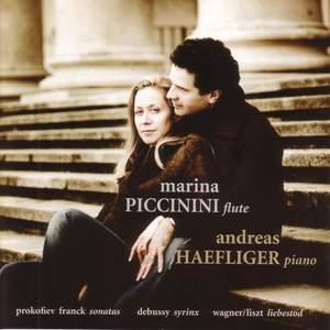 Marina Piccinini & Andreas Haefliger in Recital