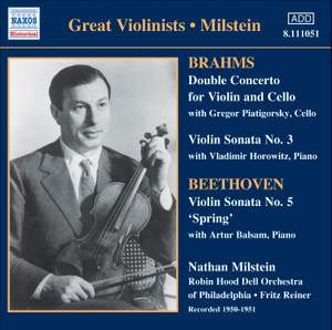 Great Violinists - Nathan Milstein