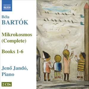 Bartók: Piano Music Volume 5 Product Image