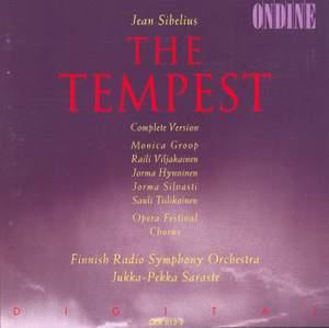 Sibelius: The Tempest, Op. 109