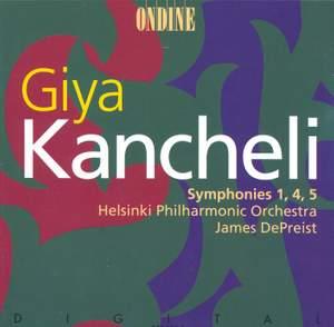 Kancheli: Symphony No. 1, etc.