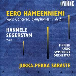 Hämeenniemi: Violin Concerto, etc.
