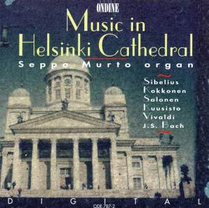 Music in Helsinki Cathedral
