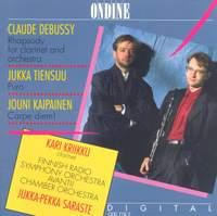 Debussy: Rhapsody for clarinet & piano (or orchestra), L. 116 'Première rapsodie', etc.