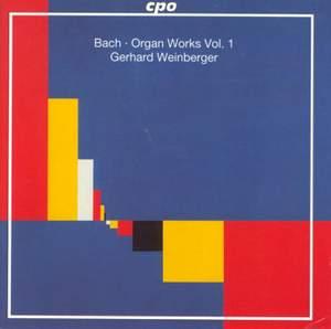 Bach - Organ Works Volume 1