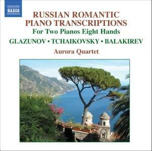 Russian Romantic Piano Transcriptions