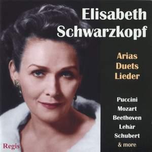 Elisabeth Schwarzkopf: Popular Arias, Duets & Lieder