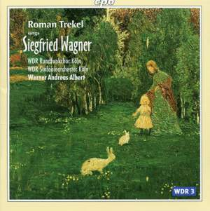 Siegfried Wagner - Scenes & Arias for Baritone from Sonnenflammen op. 8