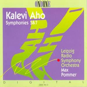 Aho: Symphony No. 5, etc.