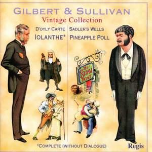 Sullivan, A: Iolanthe, etc.