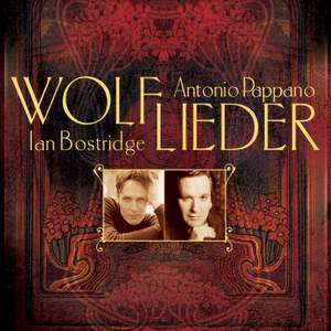 Wolf Lieder - Eichendorff and Goethe settings