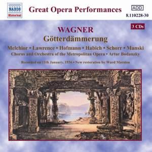 Wagner: Götterdämmerung Product Image