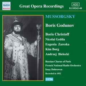 Mussorgsky: Boris Godunov Product Image