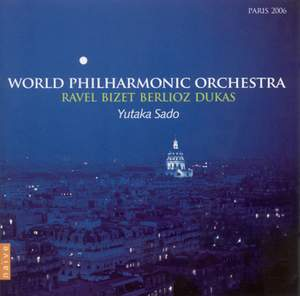 World Philharmonic Orchestra play Ravel, Bizet, Berlioz & Dukas