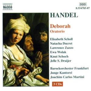 Handel: Deborah Product Image