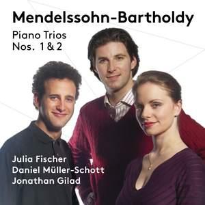 Mendelssohn - Piano Trios Product Image