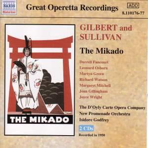 Sullivan, A: The Mikado