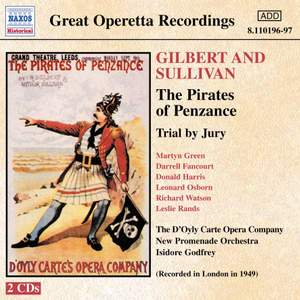 Sullivan: The Pirates of Penzance & Trial by Jury