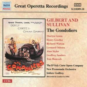 Sullivan, A: The Gondoliers