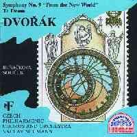 Dvorak: Symphony No. 9 & Te Deum