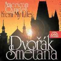 Dvorak: String Quartet No. 12 & Smetana: String Quartet No. 1