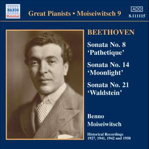 Great Pianists - Moiseiwitsch 9
