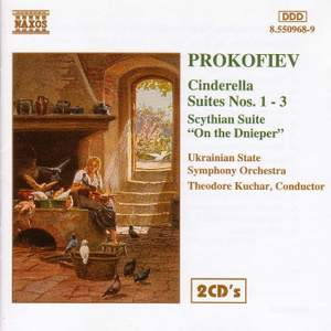 Prokofiev: Cinderella Suites Nos. 1-3 and other orchestral suites
