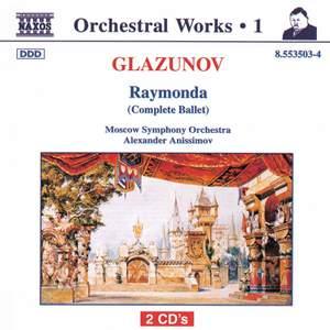 Glazunov - Orchestral Works Volume 1