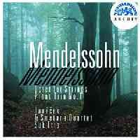 Mendelssohn: Octet & Piano Trio No. 1