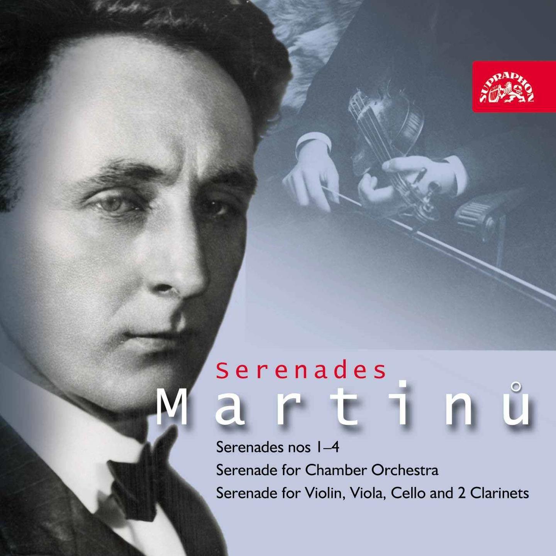 Martinu: Serenades