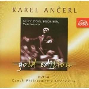 Mendelssohn, Berg & Bruch: Violin Concertos