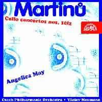Martinu: Cello Concertos Nos. 1 & 2
