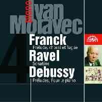 Franck, Debussy, Ravel: Piano Works