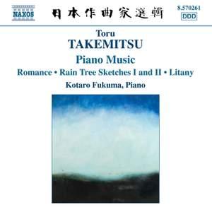 Takemitsu - Piano Music