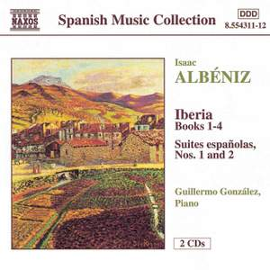 Albéniz: Piano Music, Volume 1 Product Image
